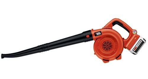 Black and Decker LSW36 Sweeper