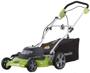GreenWorks 25022 Electric Lawn Mower
